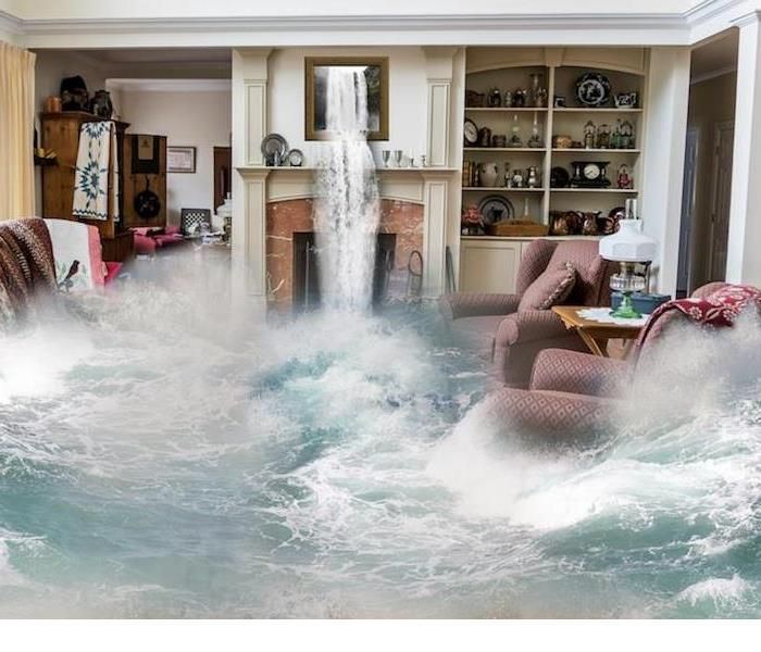 Water Damage Arroyo Grande Water Damage Company, SERVPRO, Releases Important Emergency Steps To Control Water Damage