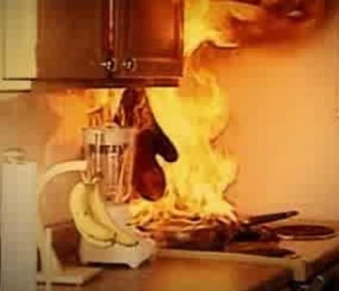 Fire Damage Don't Fry Your Kitchen: Cooking Tips for Reducing Fire Hazards