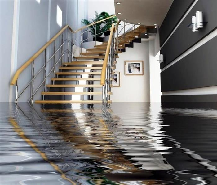 Storm Damage How To Remove Large Amounts of Water From a Basement