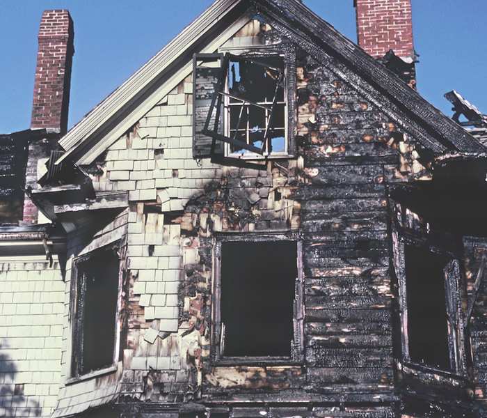 Fire Damage Cleaning up after a fire—hire experts or do it yourself?
